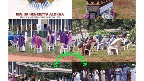 Lagos Explosion: Rev. Sister who died saving her students, laid to rest in Atani -Uromi, Edo state