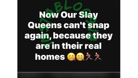 Actress Nkechi Blessing mocks all slay queens
