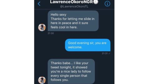 S. African lady calls out Nigerian men after her experience with one. [Swipe]