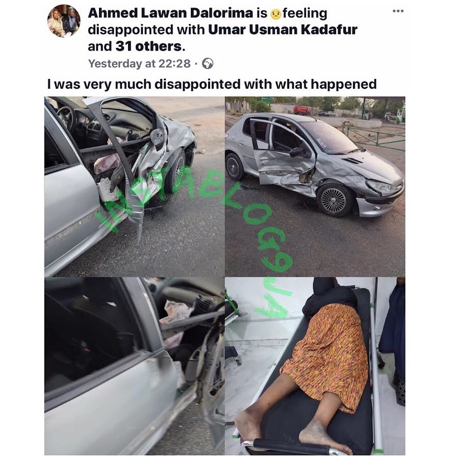 Nigerians are more wicked than Covid-19 - FRSC officer. [Swipe]