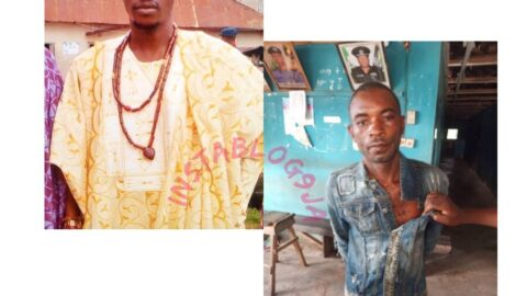 Husband burns#Ekiti monarch to death for allegedly snatching his wife