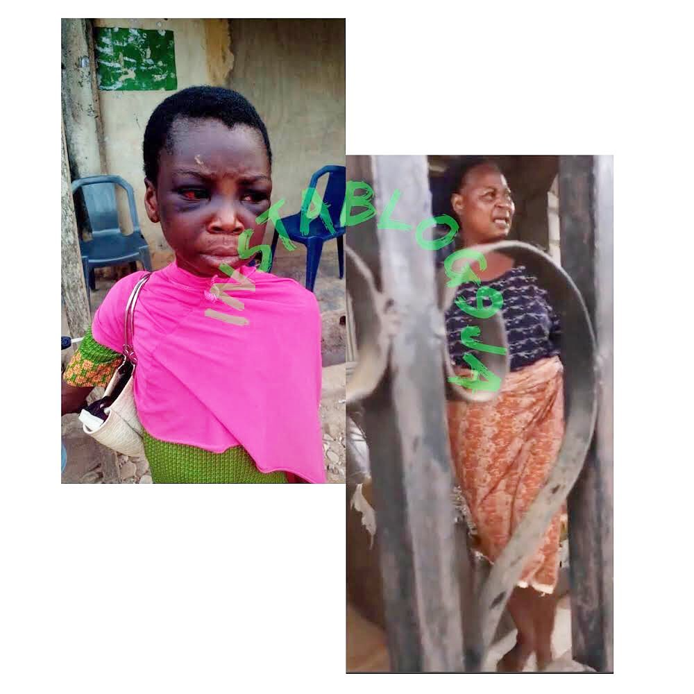 After initially being rescued, Lagos police return house help to her abusive boss