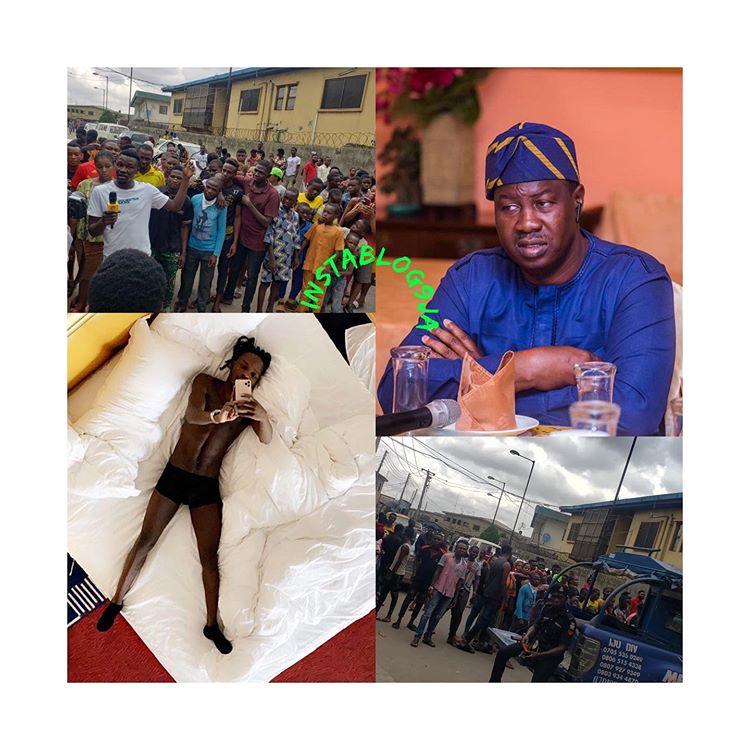 #FunkeAkindele's House Party:#NairaMarleyand#LagosStatesettle out of court