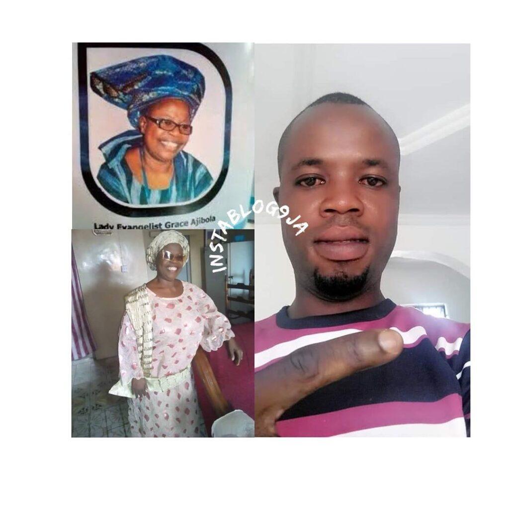 Painter kills 69-yr-old evangelist after seeing N2m in her account