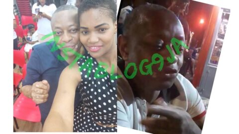 GRAPHIC: Nigerian man allegedly stabbed to death by his wife in Brazil