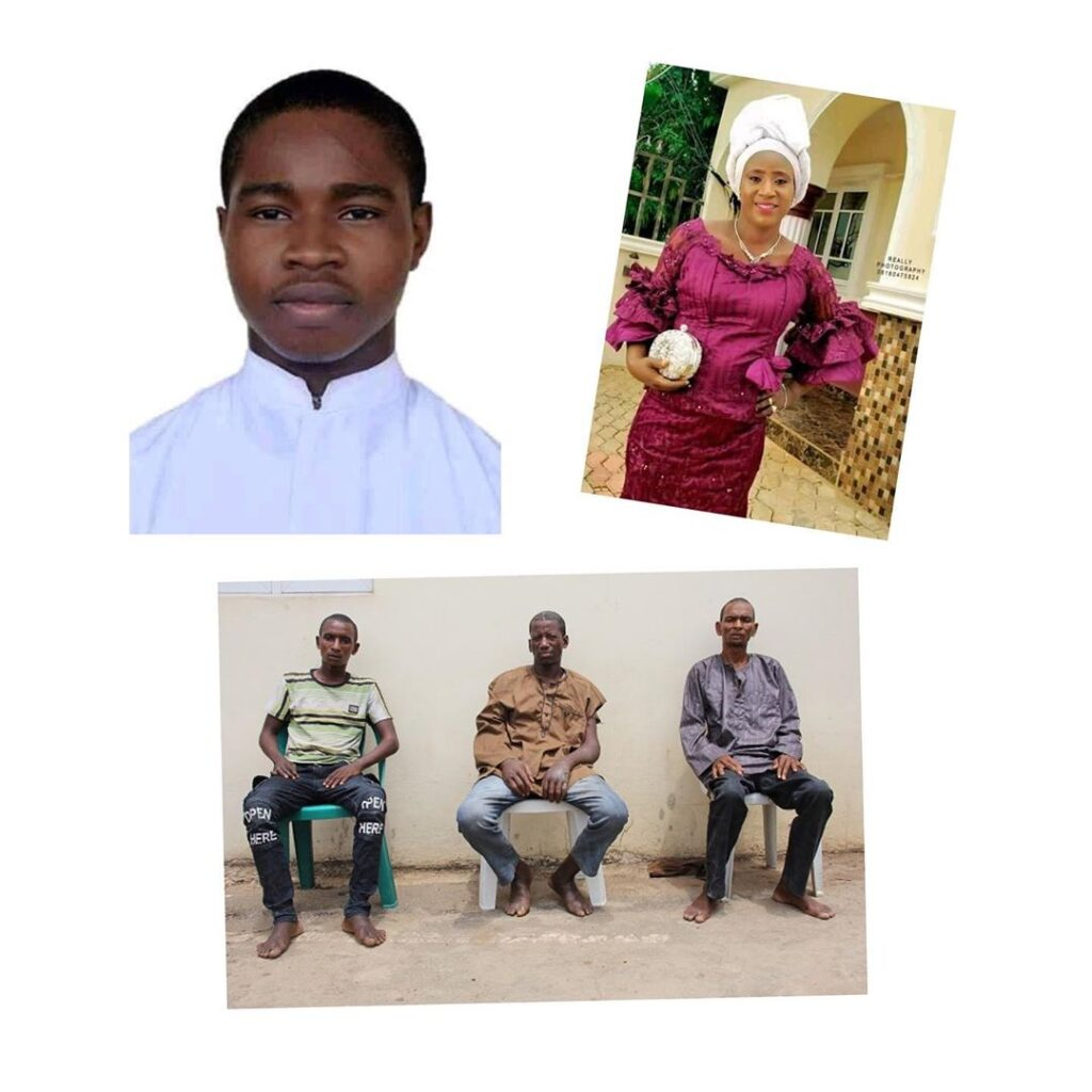 Arrested: Kidnapper and killers of Catholic seminarian and a mom