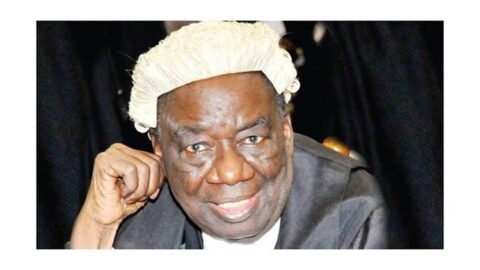 Former Attorney-General, Richard Akinjide, dies . . Former Minister of Justice and Attorney-General of the Federation, Chief Richard Akinjide, is dead. . . The 88-year-old legal icon died around 1a.m on Tuesday in his Ibadan, Oyo State, home. The Senior Advocate of Nigeria had been indisposed for about three years