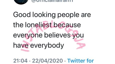 Why good looking people are the loneliest – Naira Marley
