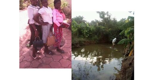 Disturbing: Three siblings drown in Ebonyi . . Three siblings between the ages of 14 and 20, have drowned inside a river at Amaeze, Ishiagu, Ebonyi State. . . According to EbonyiTvNews, the incident occurred on Saturday and their bodies were later found floating while the circumstances surrounding their death is unknown. . . They have since been buried beside the stream without caskets as culture and tradition demand. [Swipe]