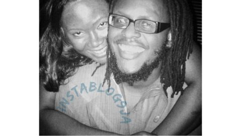 Kodak: Clarence Peter's girlfriend of 14 years, defends him. [Swipe]