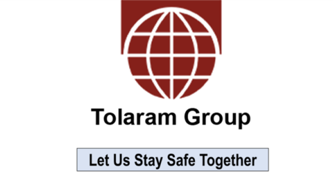 COVID 19: TOLARAM GROUP SUPPORTS NIGERIAN GOVERNMENT WITH N1BN; TO STRENGTHEN THE FIGHT AGAINST COVID-19