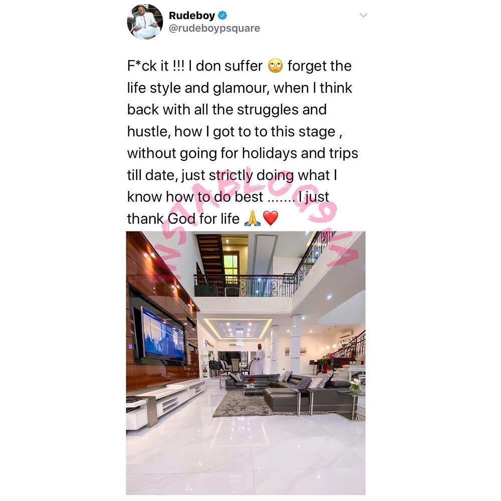 I have suffered. I have never gone on any holiday in my life - Paul Psquare