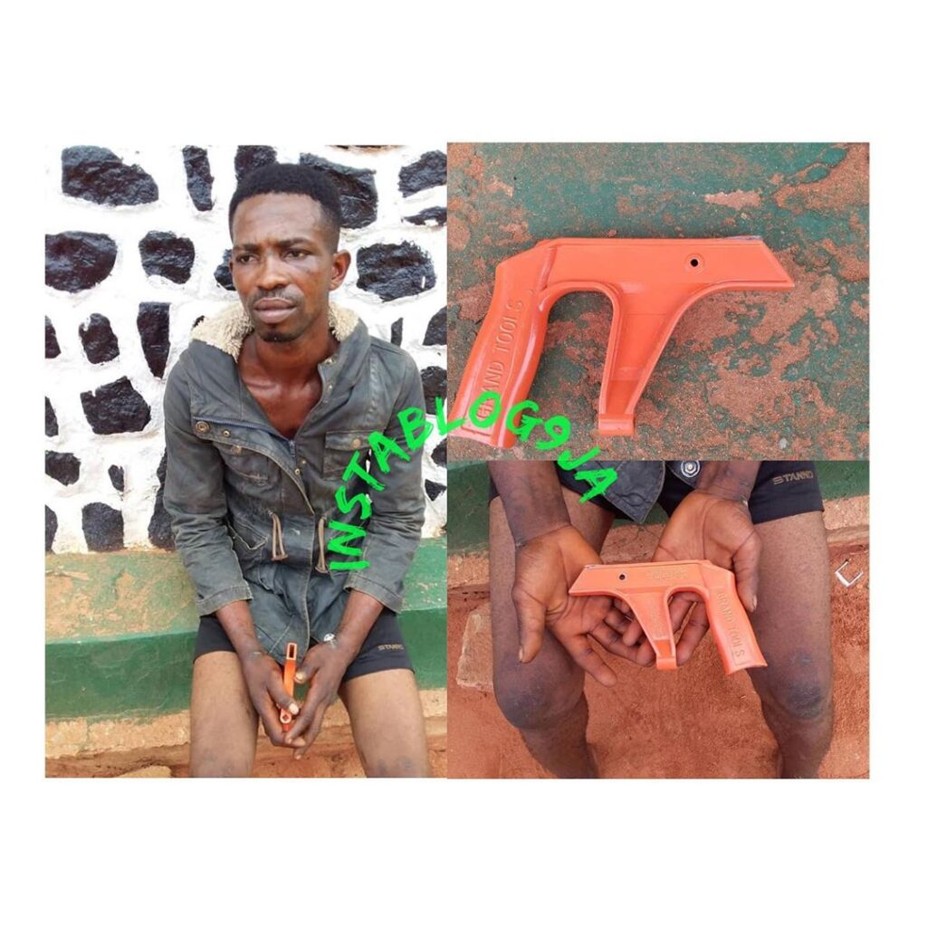 """28-yr-old man rapes 36-yr-old lady twice with a 'fake"""" gun… more"""