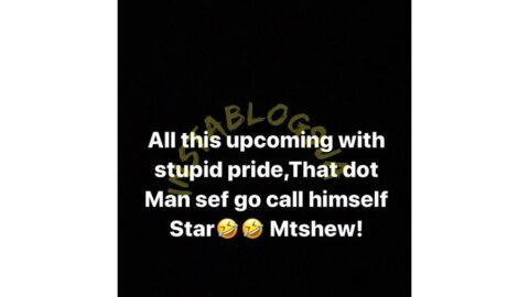 Actress Nkechi Blessing and singer Dotman bitterly clash over her unsolicited advice. [Swipe]