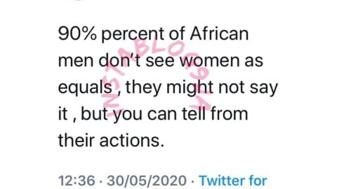 90% of African men don't see women as equals – BBN's Omashola