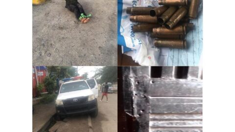 Lagos policeman runs amok, opens fire on colleagues, killing some