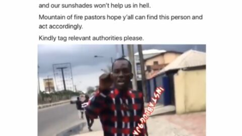 """Ladies allegedly attacked by a pastor over """"indecent"""" dressing in Lagos State"""