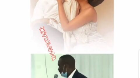 Pastor Ighodalo talks about the death of his wife while officiating at the funeral ceremony of Socialite Biola Okoya's son, Deji