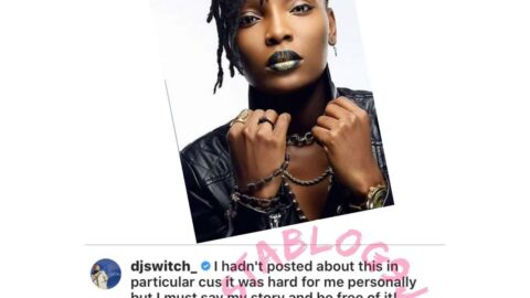 DJ Switch opens up on how her uncle, who's a catholic priest, molested her at the age of 11. [Swipe]