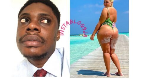 More woes for comedian Ebiye as American Lady reveals how he once harassed her with pictures of his penis. [Swipe]