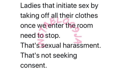 Ladies need to stop initiating sex by taking off their clothes – OAP Kshow