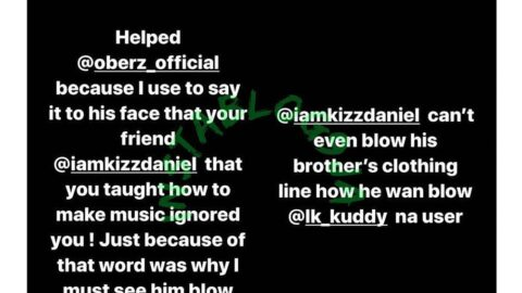 Fast-rising rapper, ZlatanIbile, calls out his senior colleagues, Kiss Daniel, Joeboy and Burnaboy [Swipe]