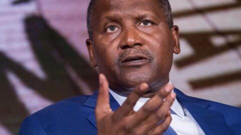Dangote Not A CO-Owner Of Executive Jets Service Ltd .