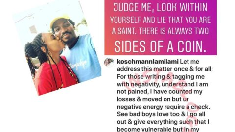 """""""My ex exposed my flaws and allowed people who don't know me judge me,"""" BBN's Jackye's ex-boyfriend cries out. [Swipe]"""