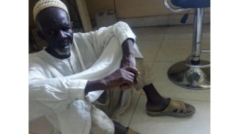 An 80-year-old man defiles a 10-year-old orphan in Yobe . .