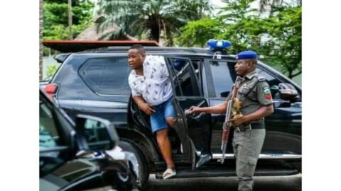 Club Cubana barman detained by the police