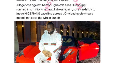 Not All Nigerians Abroad Are Fraudulent. Fraudsters Like Hushpuppi Are Spoiling Our Image — NIDCOM boss, Abike Dabiri