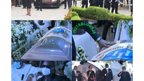 Emotions as Ibidunni Ighodalo is laid to rest in Lagos