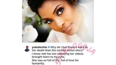 Ibidun Ighodalo: I feel there is more to her death — Actor Edochie