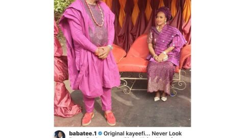 """""""A man with a small penis has given birth to a baby boy. A serial lover is now married,"""" actor BabaTee mocks his exes"""