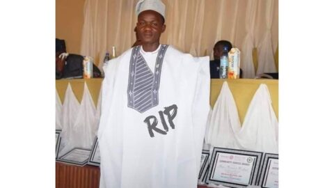 Referee dies after his friend hit him with a juju ring during a match in Iwo