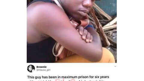 Six years on, boy wrongfully arrested while going to charge his laptop, still awaiting trial in Kirikiri, Lagos