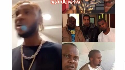 Rapper Yung6ix calls out D'Banj's ex manager, Bankulli, for allegedly charging people to meet Kanye West