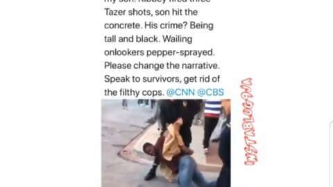 Nigerian mom seeks justice after police tased her son to coma in the U.S. [Swipe]
