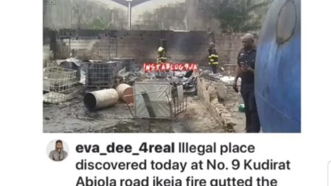 Six persons arrested as police uncover an illegal refinery in Alausa, Lagos State