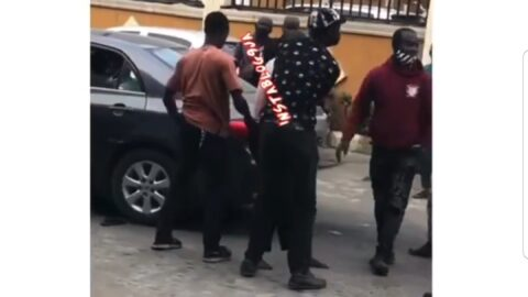 """""""I no thief,"""" says traffic offender harassed by Lagos police officers"""