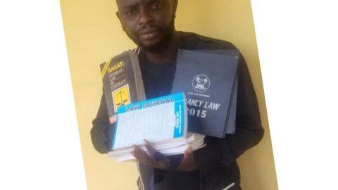 Eksu dropout turned fake lawyer, nabbed for swindling many .