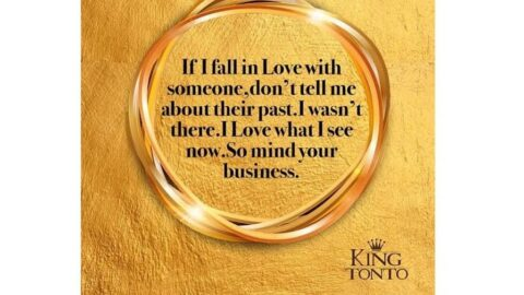 """""""Don't tell me about my lover's past. Mind your business,"""" Actress Tonto Dikeh warns"""