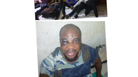 Graphic: Nigerian man allegedly tortured to death by Indonesia immigration officials over expired visa