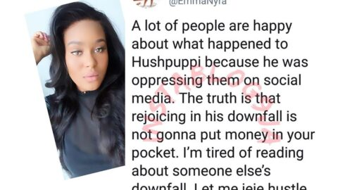 Why many people are happy about Hushpuppi's arrest — Singer Emma Nyra