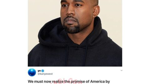 Donald Trump in trouble as Kanye West declares he is running for the U.S president