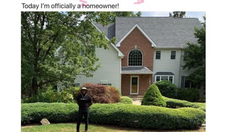 """""""Four years ago, I was homeless, sleeping in my car and showering at the gym,"""" Engineer Atoki reveals, as he becomes a house owner in the US"""