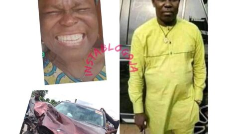 Two killed during a police chase in Delta State . .