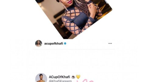 The devil messed with the wrong one — Reality Tv Star, Khafi