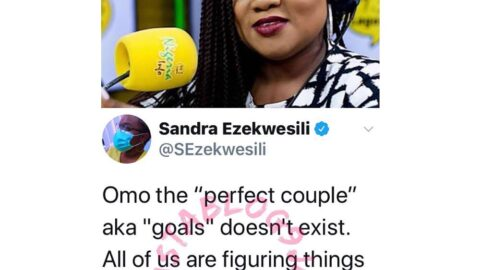 The perfect couple doesn't exist — OAP Ezekwesili