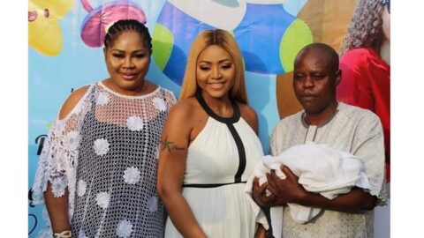 Why I reconciled with my daughter's billionaire husband — Regina Daniels' dad .